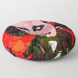 Manson | Pop Art Floor Pillow