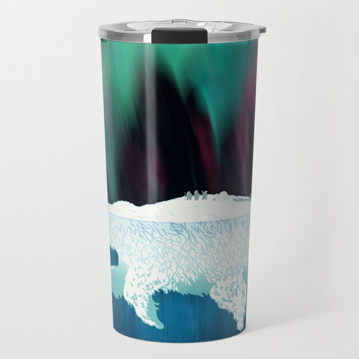 Polar Ice Travel Mug
