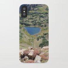 Blue Lake Slim Case iPhone X