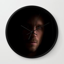 My darkness Wall Clock