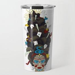 The Voodoo Queen Travel Mug