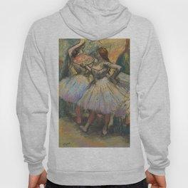 "Edgar Degas ""Dancers"" Hoody"