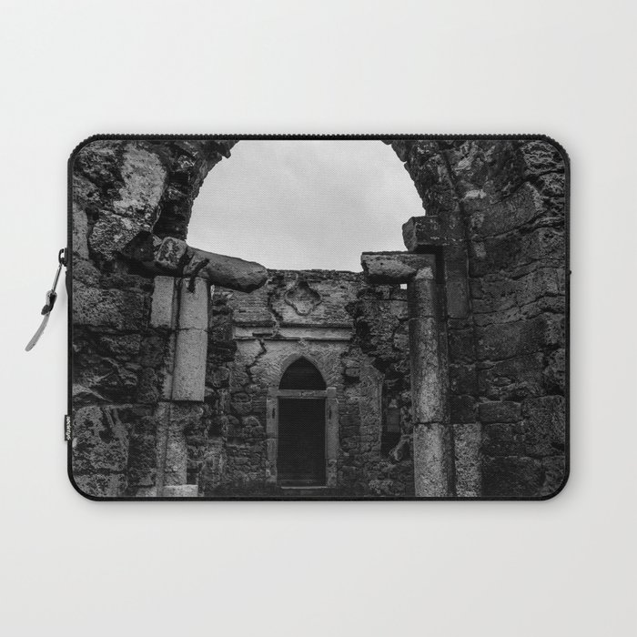 Shadows of the past Laptop Sleeve