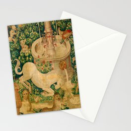 The Unicorn is Found Stationery Cards