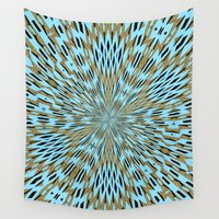 infinity Wall Tapestries featuring Infinity by Stay Inspired