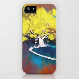 wonderland*2 iPhone Case