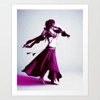dancer 2 Art Print
