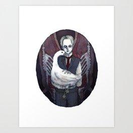 Ruvik Art Print