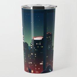 A Quiet Night Travel Mug