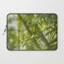 Bamboo Bokeh Laptop Sleeve