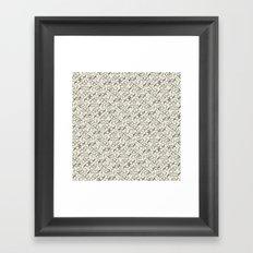 Bubbles | Light Framed Art Print