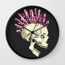Clear the Mind Wall Clock