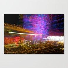 Night Light 125 Canvas Print