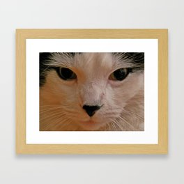 This IS my Happy Face Framed Art Print
