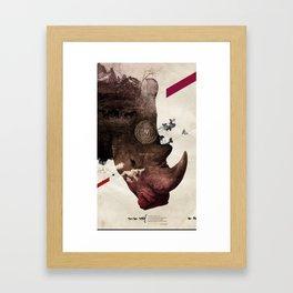 Reconoceronte Framed Art Print