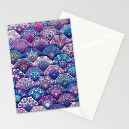 Bohemian Quilt Stationery Cards
