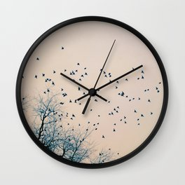 Restless Wall Clock