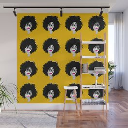 curly look Wall Mural