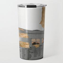 All Around The World Travel Mug