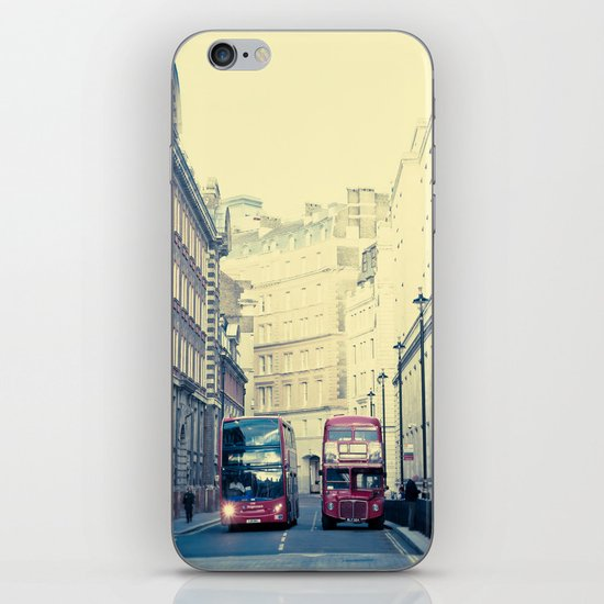 When New Meets Old  iPhone & iPod Skin