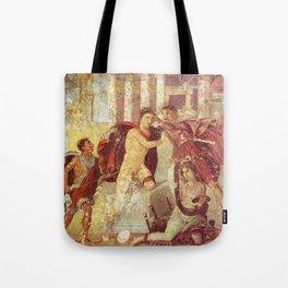 Roman Art Tote Bag