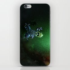 Poison Dart Frog R. Imitator Belly iPhone & iPod Skin