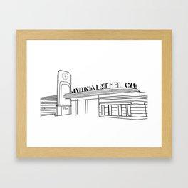 National  Framed Art Print