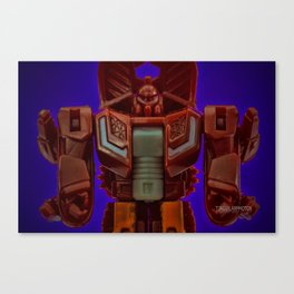 """Chop Shop"" Canvas Print"