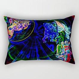 Abstract perfektion - Liberty Rectangular Pillow
