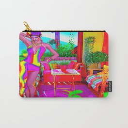 Latin Flavor Carry-All Pouch