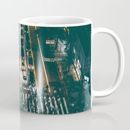 Night walking street 4 Coffee Mug