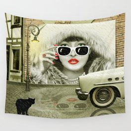 Winter deluxe Wall Tapestry
