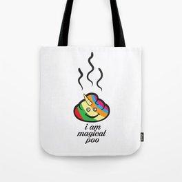 Magical poo Tote Bag