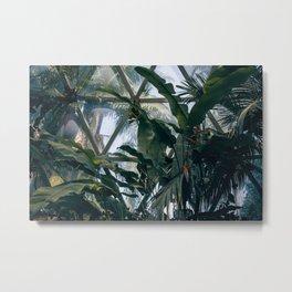 Tropical Dome Metal Print