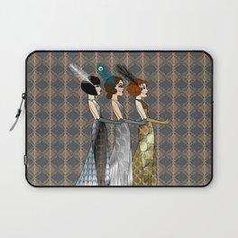 Art Deco Trio Laptop Sleeve