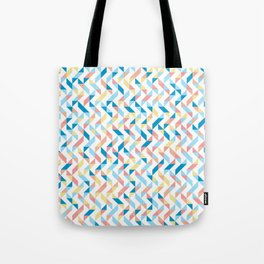Peaches by the Sea Tote Bag