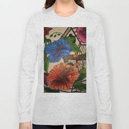 BACKYARD BEAUTY Long Sleeve T-shirt
