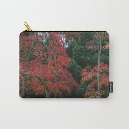 AUTUMN IN NARA Carry-All Pouch