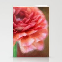 persian Stationery Cards featuring Persian Buttercup by ThePhotoGuyDarren