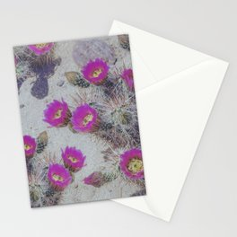 Cactus Bloom Carpet Stationery Cards