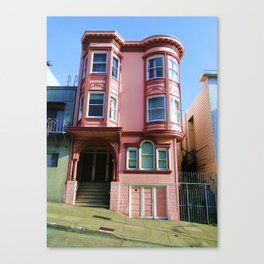 Not a Painted Lady Canvas Print