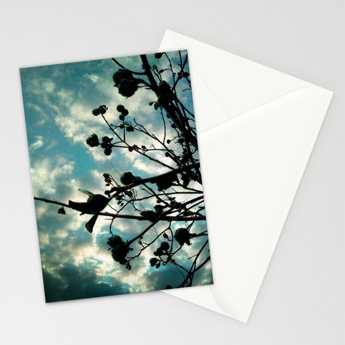 Buds and Branches Stationery Cards