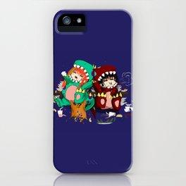 Nomiverous.. iPhone Case