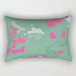 Camo 104 Rectangular Pillow