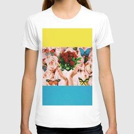 Butterflies & Roses T-shirt