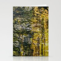 moss Stationery Cards featuring Moss by Jillian VanZytveld
