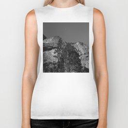Yosemite Moon III Biker Tank