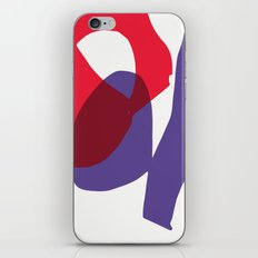 Matisse Shapes 9 iPhone & iPod Skin