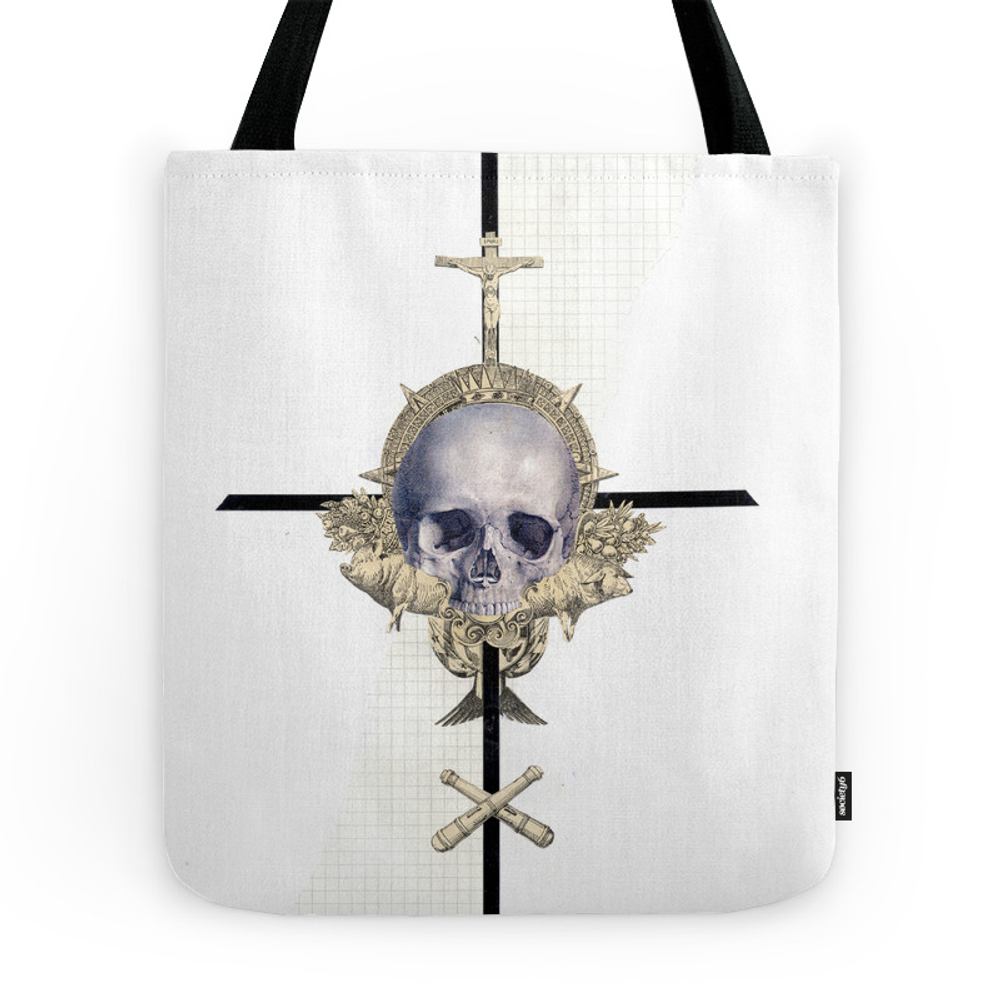 The New Beggining Tote Purse by molokid (TBG761835) photo