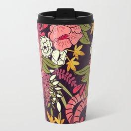 Jungle Pattern 001 Travel Mug